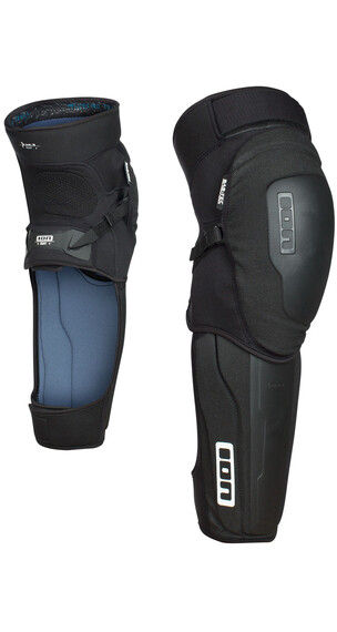 ION K_Cap_Evo Knee Protectors black